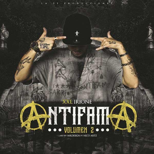 XXL IRIONE - AntiFama Vol. 2 (2015)
