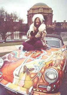 Janis Joplin car