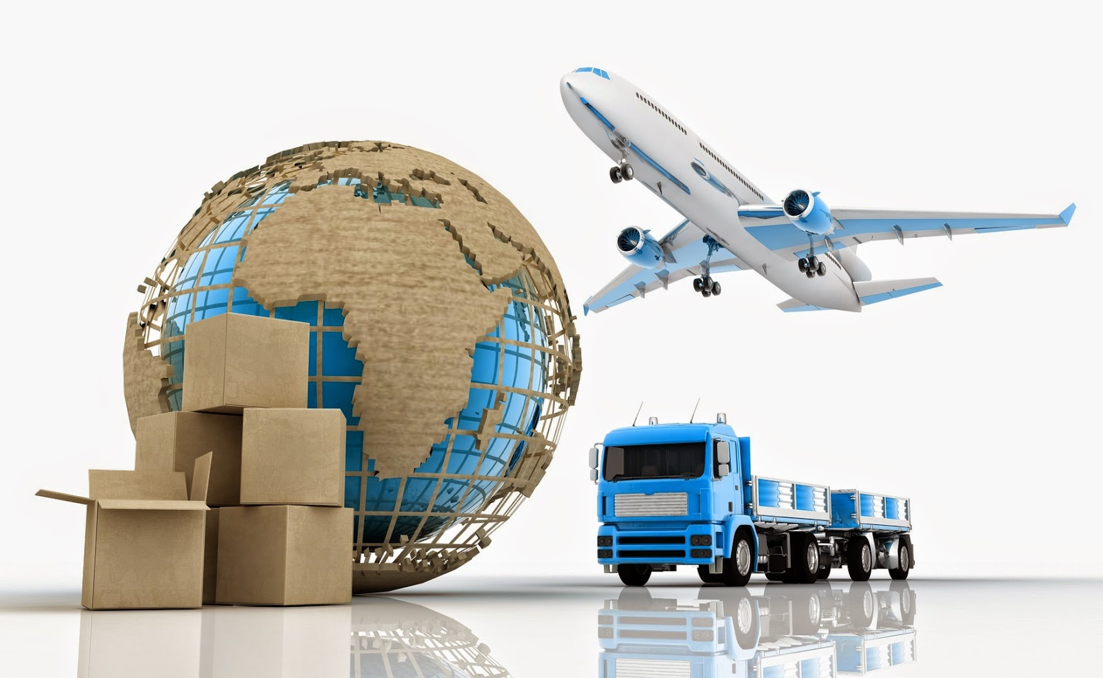 dtw freight forwarder