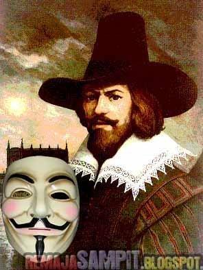 Asal Mula Topeng Anonymous Teknik Komputer Dan Jaringan