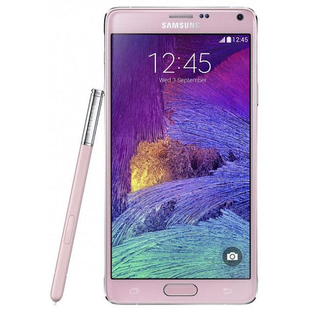سعر جوال Samsung Galaxy Note 4 فى عروض مكتبة جرير اليوم