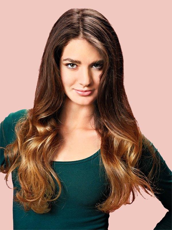 Modela tu cabello mechas californianas 2013 2014 for Imagenes de mechas