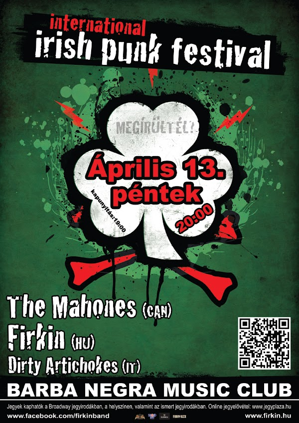 IRISH PUNK FESTIVAL