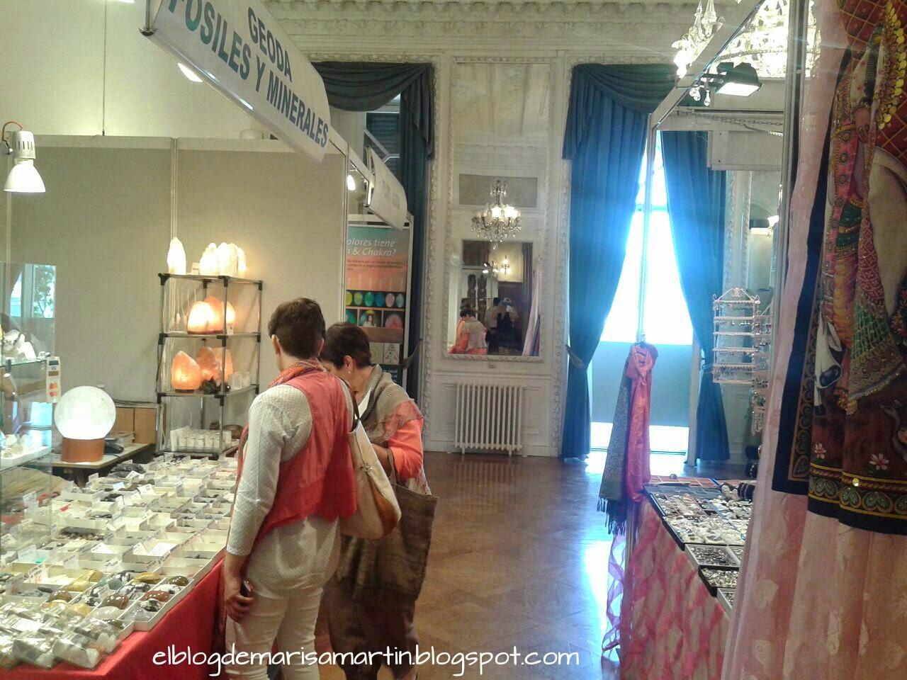 Tiendas en Salón Internacional del Esoterismo y Terapias Naturales de San Sebastián