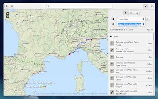 GNOME Maps 3.14