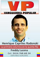 Vota VANGUARDIA POPULAR