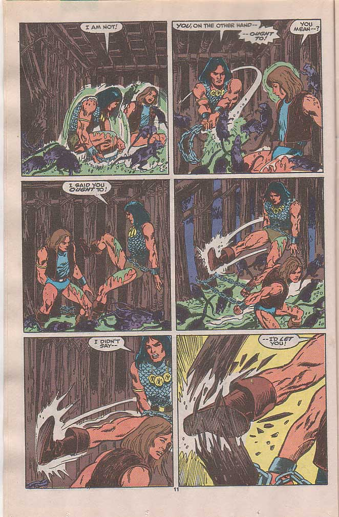 Conan the Barbarian (1970) Issue #236 #248 - English 9