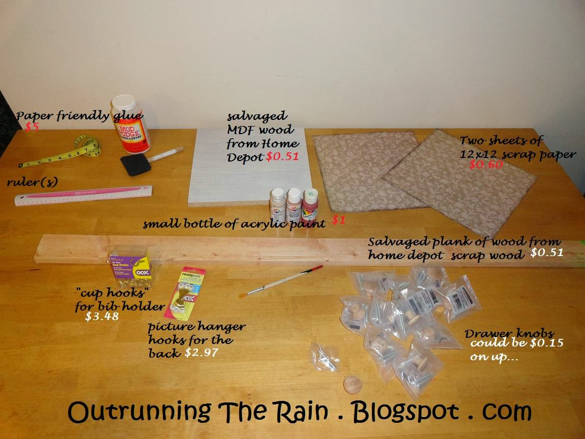 Outrunning The Rain Diy Race Bib And Medal Display Cost