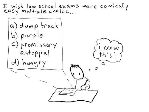 law school exam