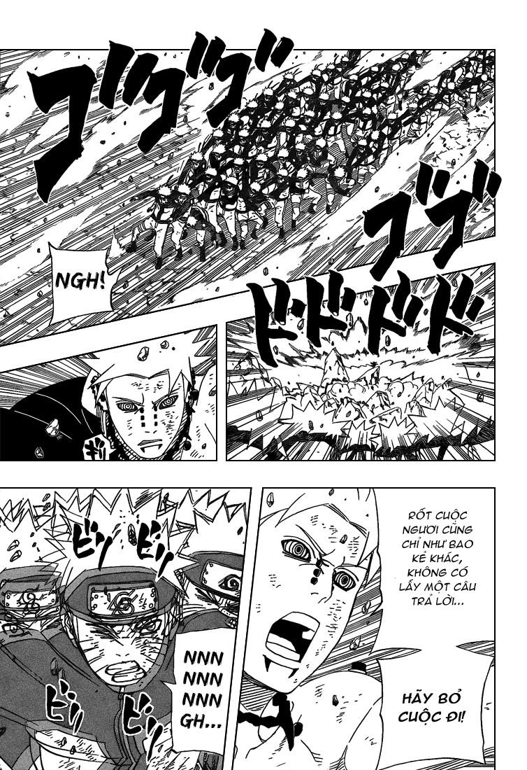Naruto chap 442 Trang 16 - Mangak.info