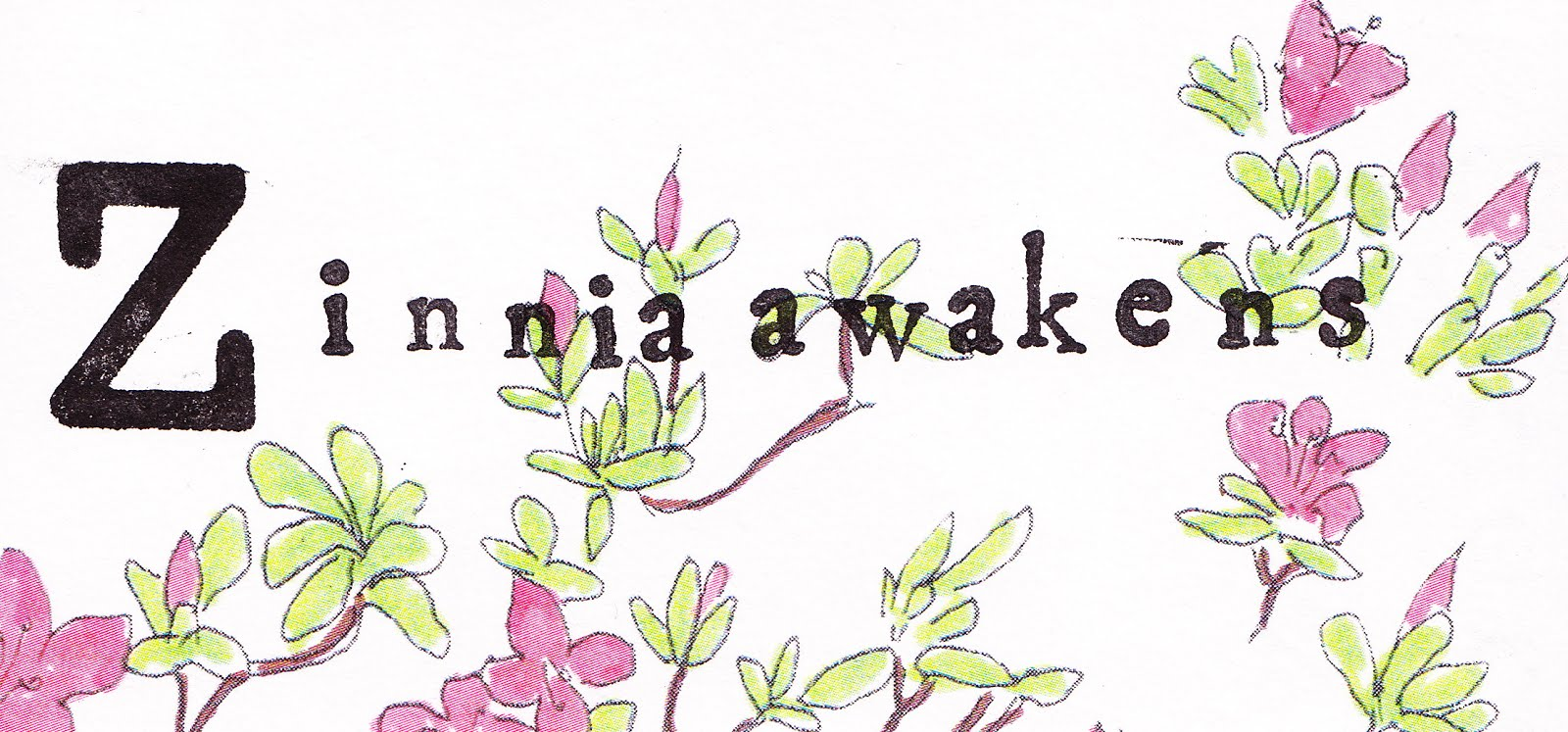 Shop Zinnia Awakens on Etsy