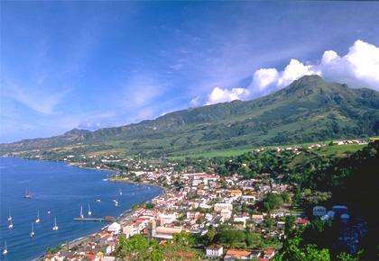 Saint-Pierre (MARTINIQUE) ~ Blog Voyage Antilles pas cher: Billets ...