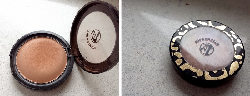The Bronzer Matte Compact W7