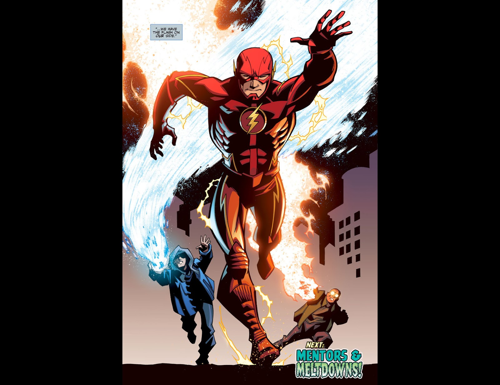The Flash: Season Zero [I] Issue #22 #22 - English 22