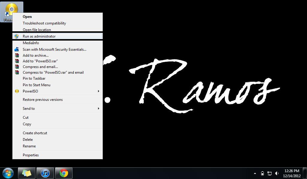 how to create windows 7 image file