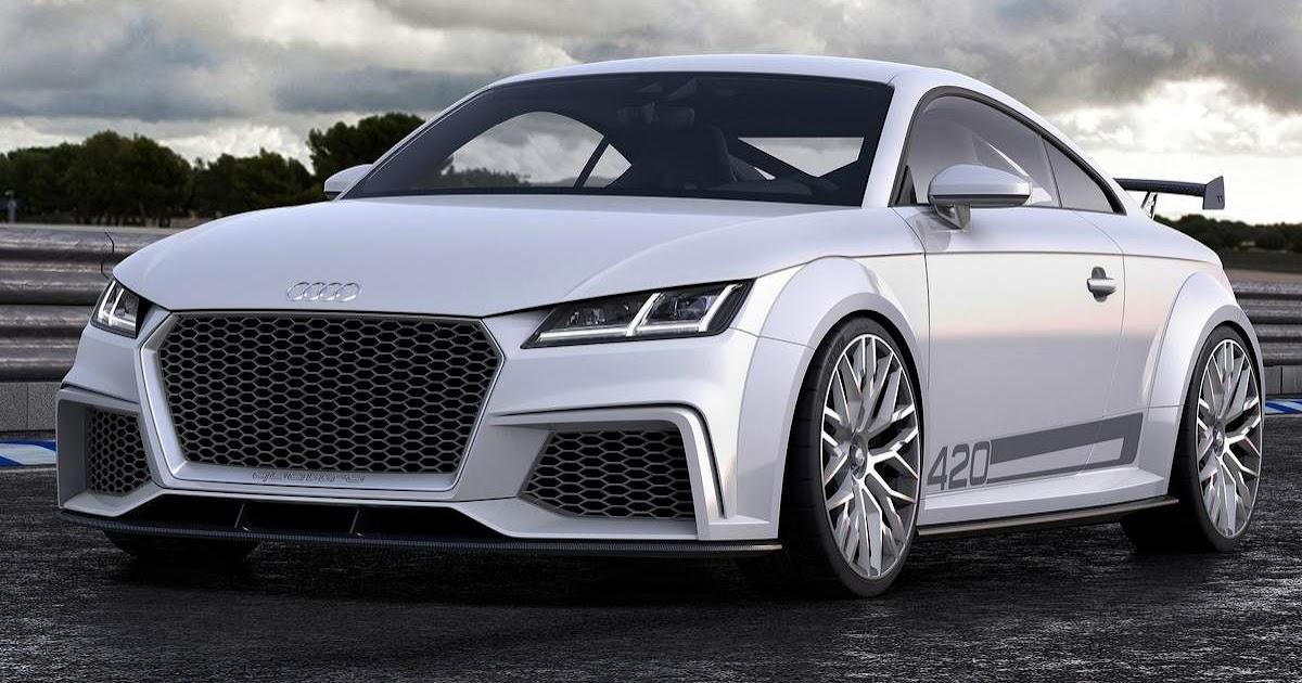 Audi TT Quattro Sport: motor 2.0 TSFI chega a 420 cavalos