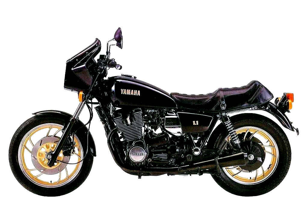Tales from the Road  Featured Bike   Yamaha XS1100 Martini
