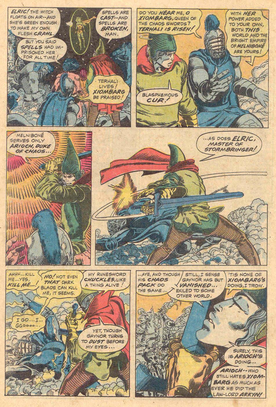 Conan the Barbarian (1970) Issue #15 #27 - English 11