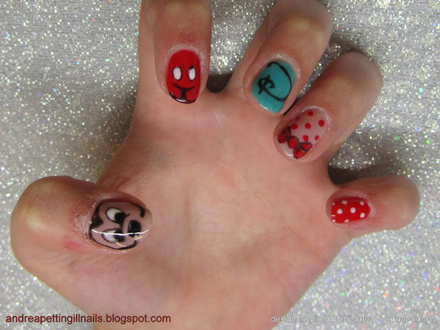 andrea pettingill nails disneyland