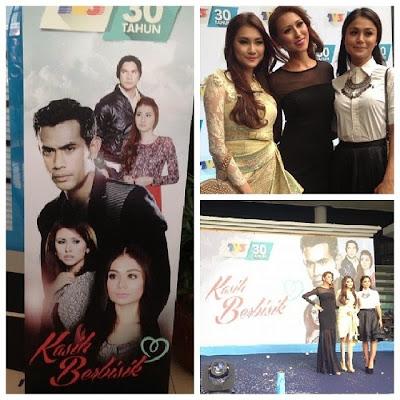 Drama TV3 Kasih Berbisik Slot Samarinda TV3