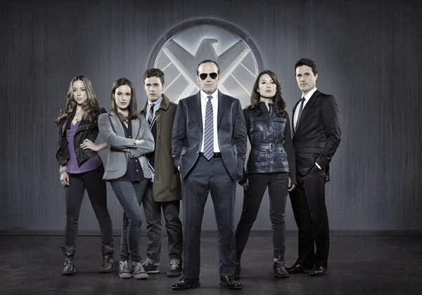 Agent of  S.H.I.E.L.D full cast