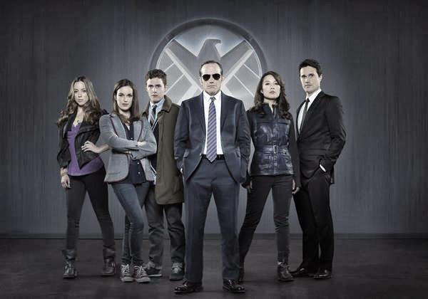 Agent of  S.H.I.E.L.D full cast