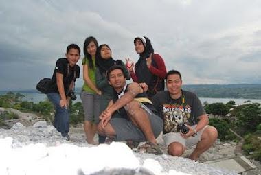 Trip perdana BPI medan - Danau Toba