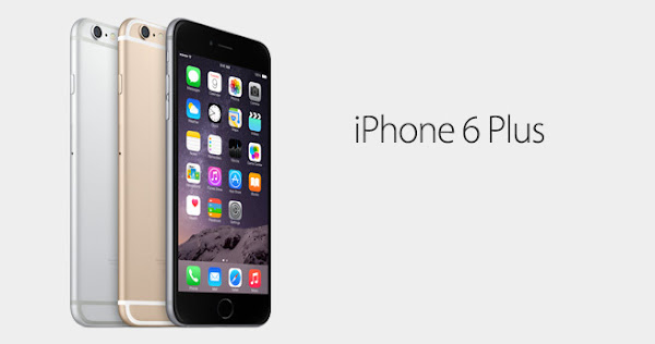 Apple iPhone 6 Plus officially announced