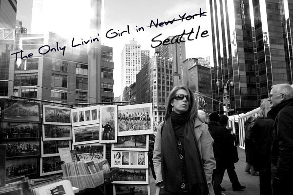 The Only Livin' Girl in New York