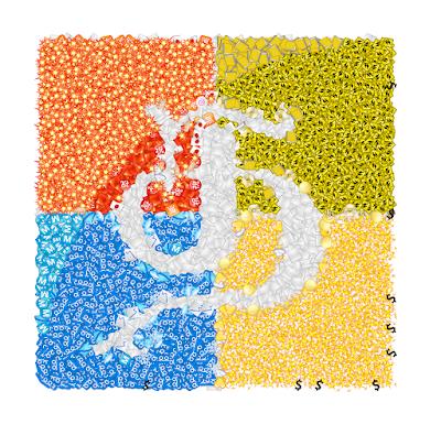 மொசைக் (mosaic) LOGO