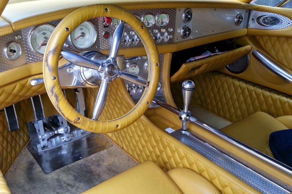 صور سيارات: سبايكر C8 سبايدر  Spyker C8 Spyder