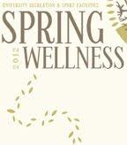 Wellness brochure graphic