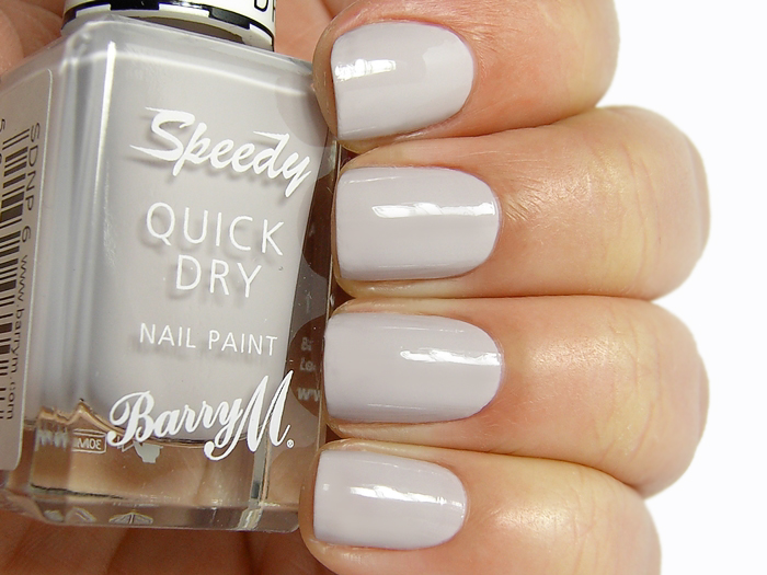Barry M Speedy Nail Paint - Pit Stop