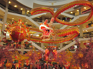 Chinese New Year at KL