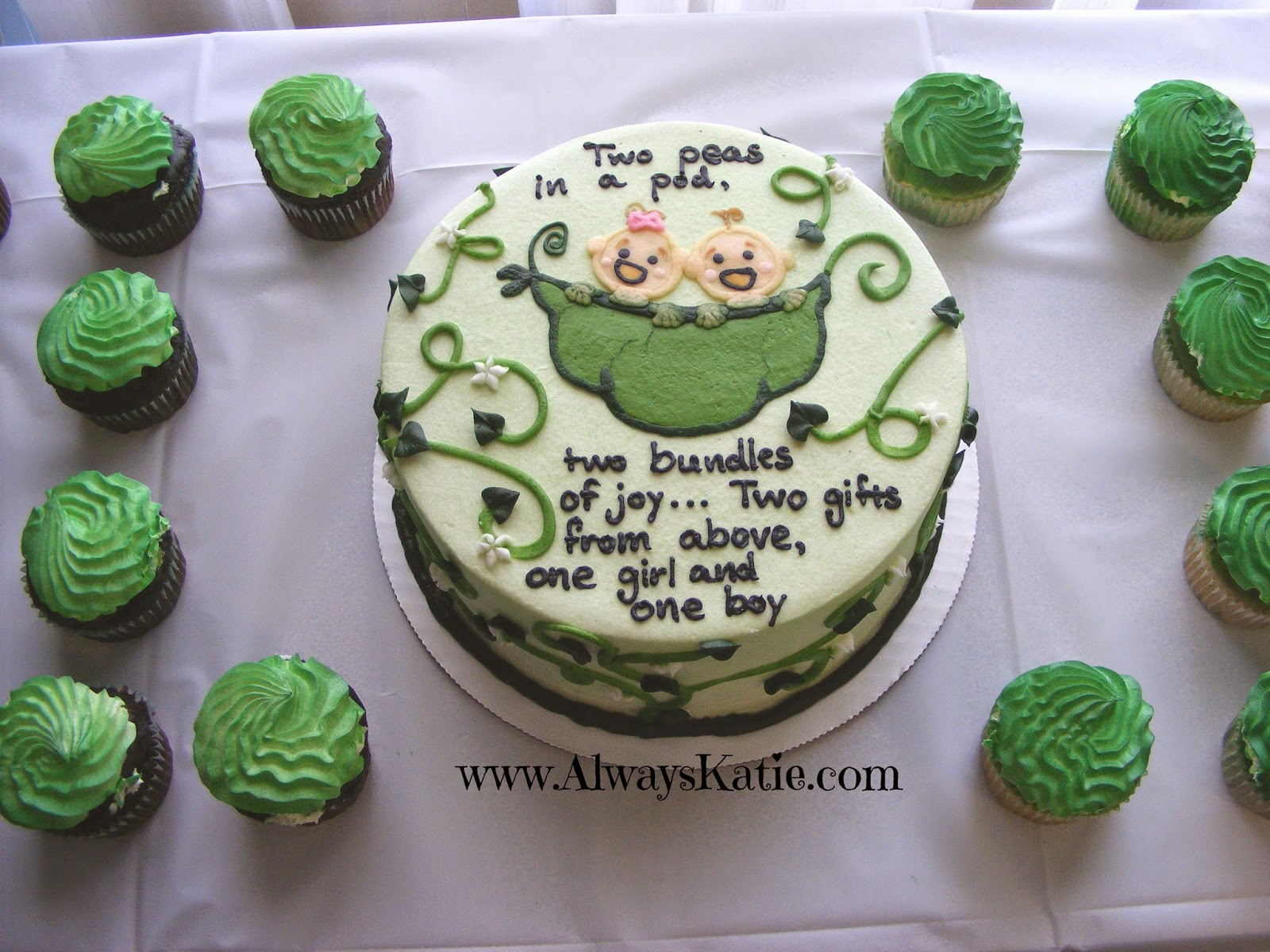 Baby, Baby: 2 Peas in a Pod Baby Shower