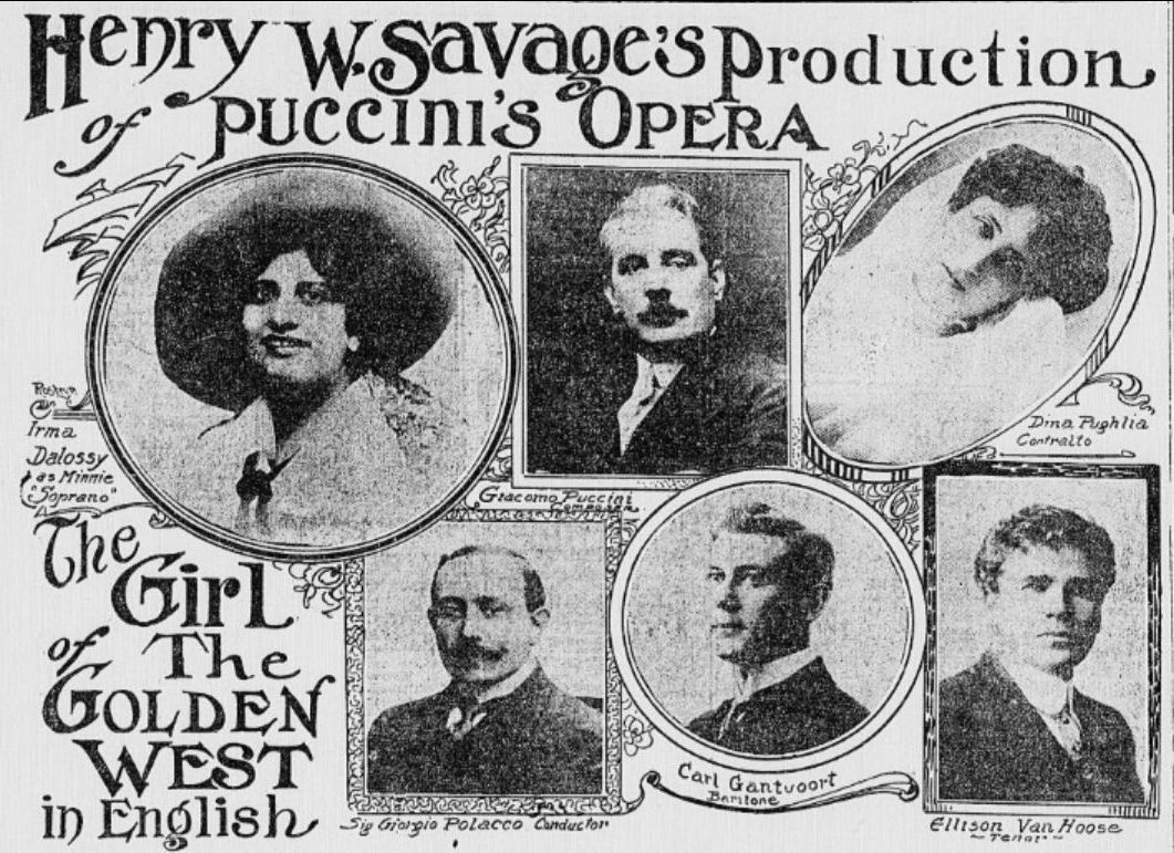 GREAT AMERICAN OPERA SINGERS OF THE PAST CD