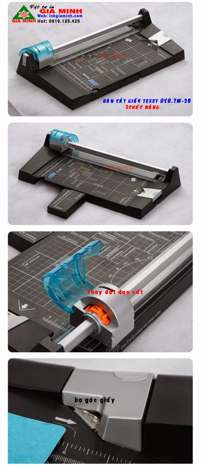 Bàn cắt giấy đa năng