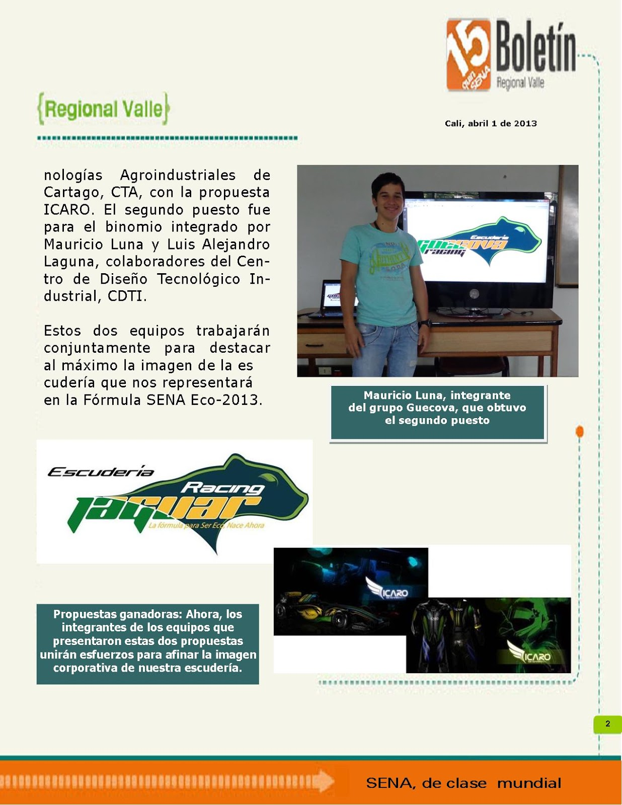 Centro latinoamericano de especies menores formula sena eco for Serna v portales