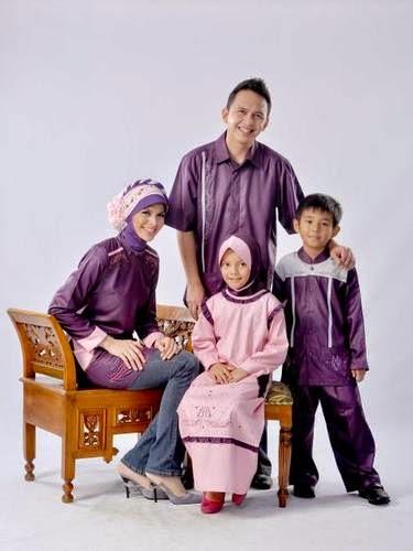gambar baju muslim minimalis modern dan trendy