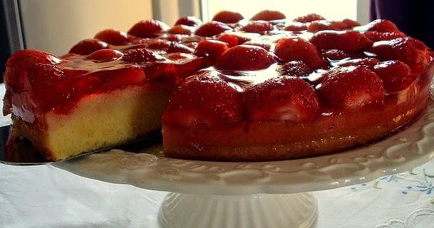 Jednostavna torta od jagoda for Kuchen hoffmann
