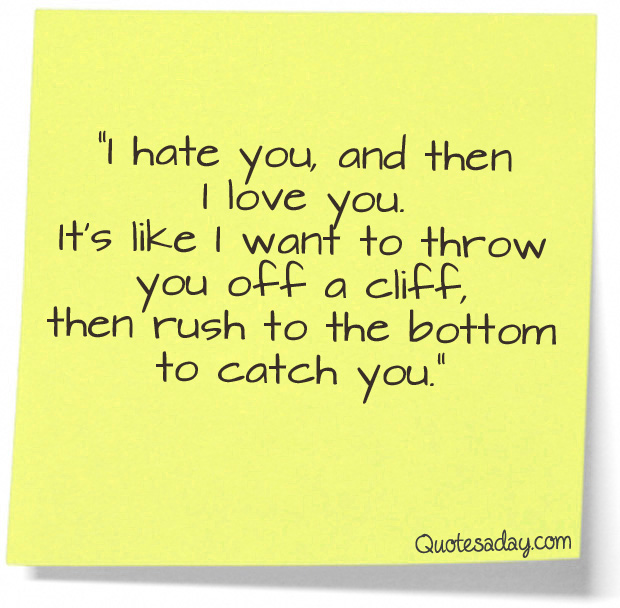 Hate Love Quotes : hate you, quotations, quotes, pictures, images, wallpapers, facebook ...