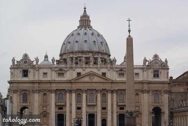собор Св. Петра Ватикан