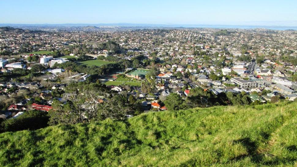 Panorama Mont Eden Auckland