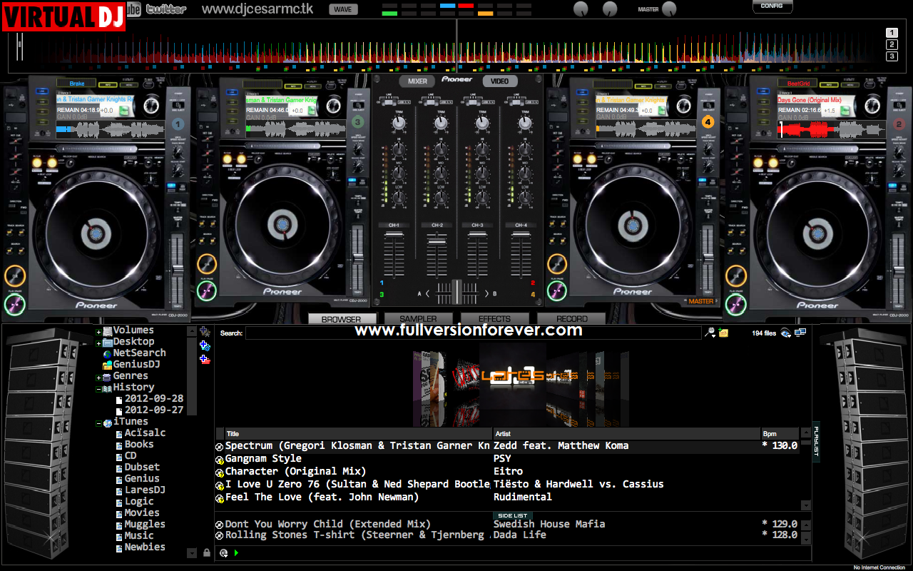 Virtual dj 7 pro crack serial