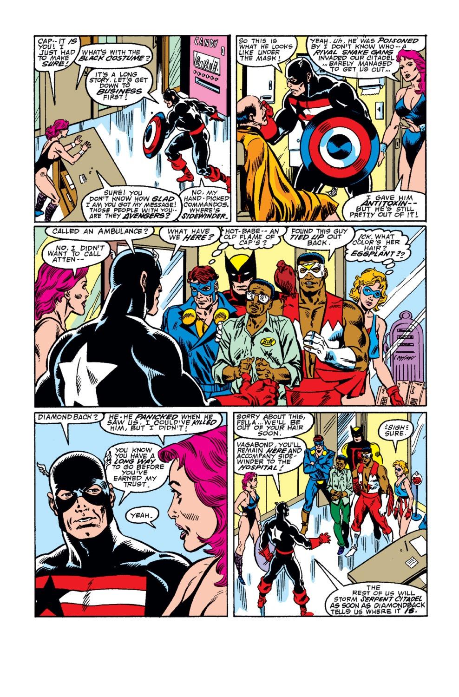 Captain America (1968) Issue #342 #272 - English 13