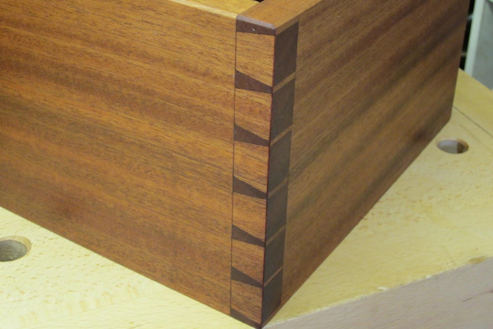 David Barron Furniture Dovetail Alignment Boards