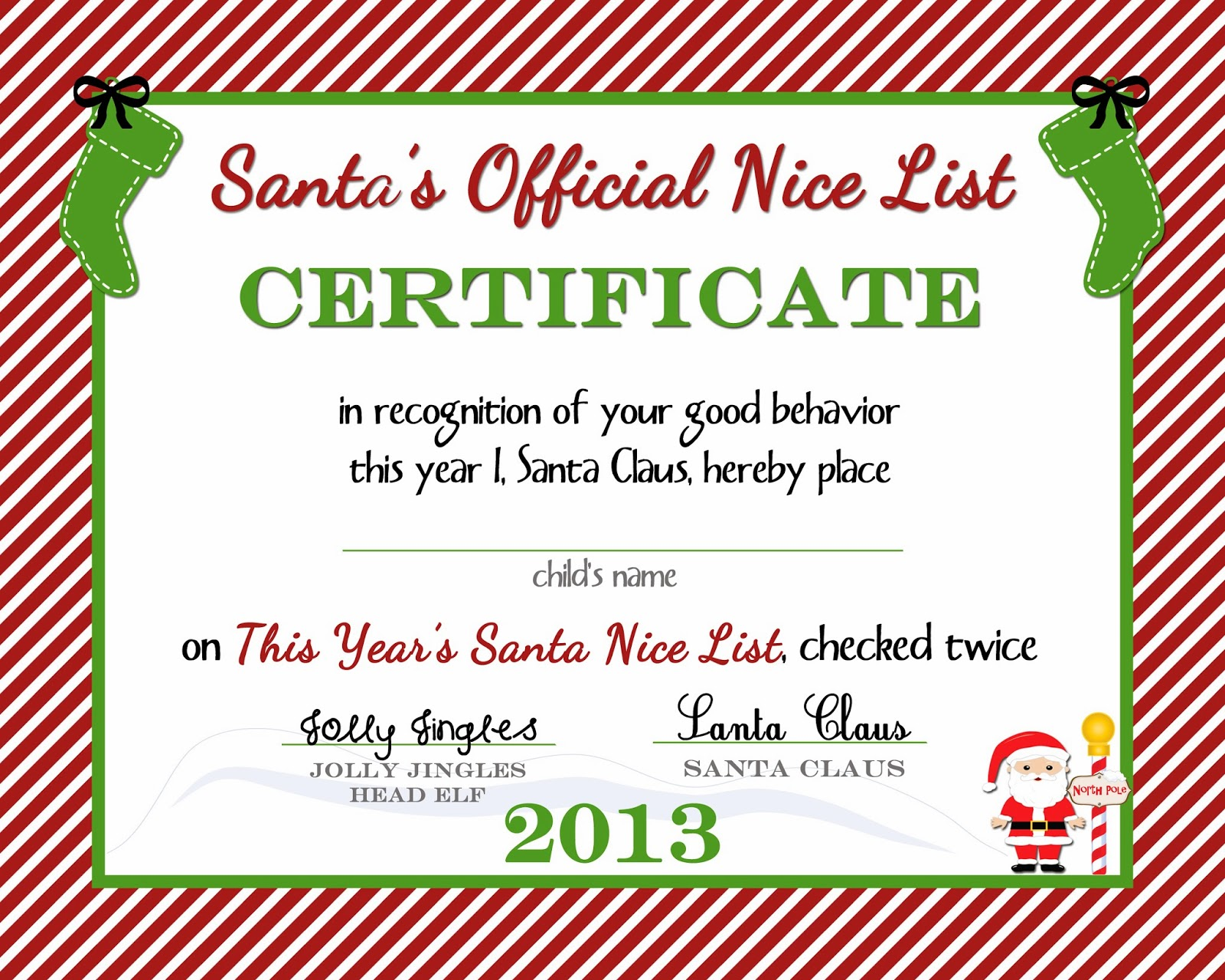 printable nice list certificate from the north pole a dropbox com sh 2shf8oe7y78ob6s asbsuhqjay
