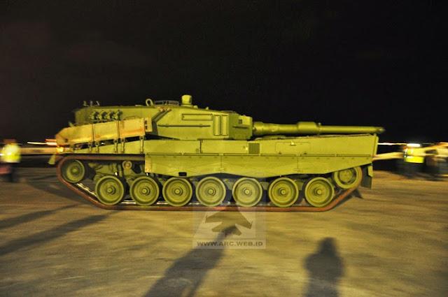 Meluruskan 6 Berita Miring Terkait Pengadaan Tank Leopard Indonesia