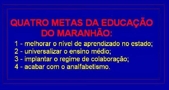 Educação do Maranhão