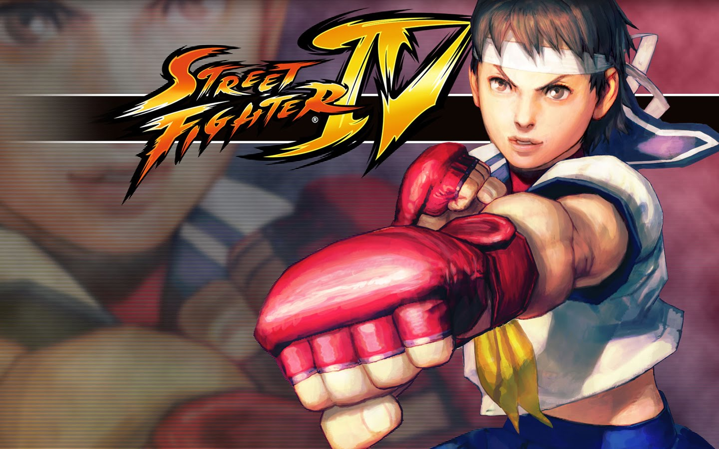 Street Fighter HD & Widescreen Wallpaper 0.462282509221632